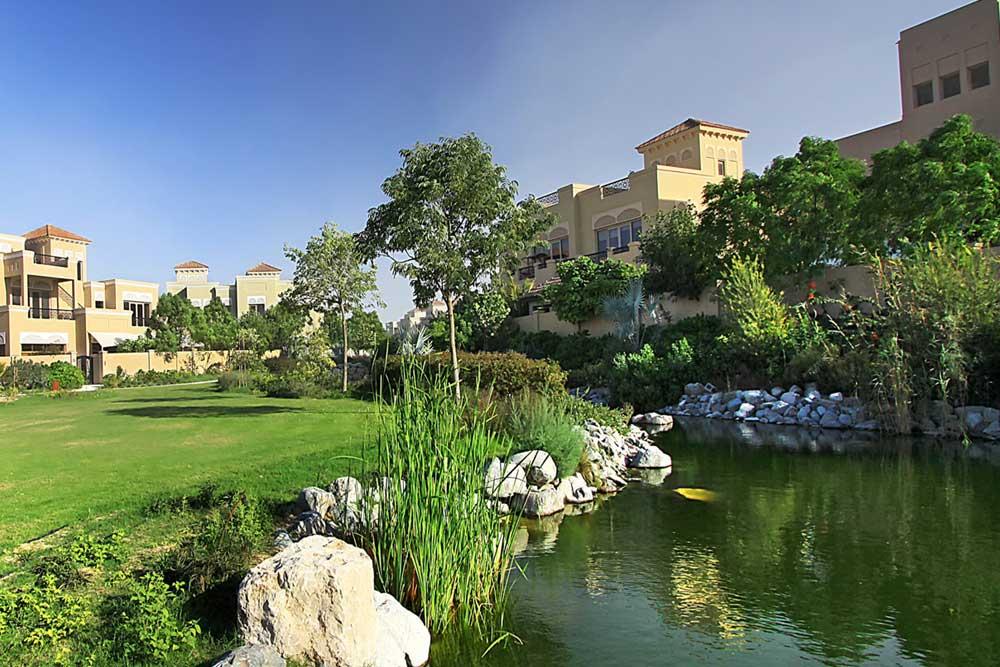 Al Barari Properties