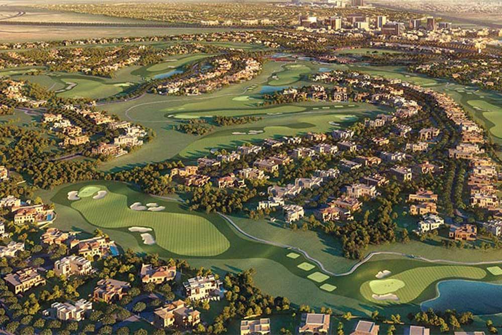 دبي هيلز استيت Properties