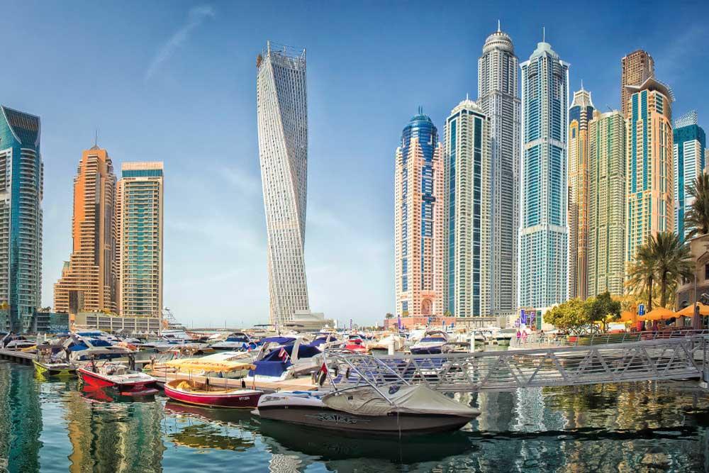 Dubai Marina Properties