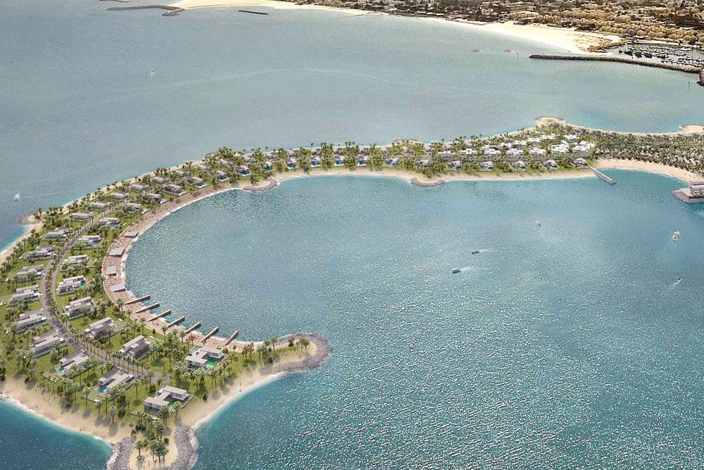 Jumeira Bay Properties