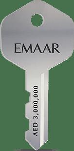 Emaar Platinum Agent Award 2017
