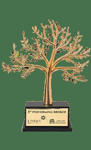 Top Performing Broker With Highest Sales Volume 2020