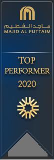 Top Performing Broker With Highest Sales Volume 2020 Award for Off-plan Properties