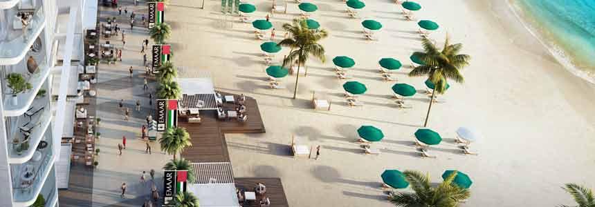 Emaar Beachfront for sale in Dubai