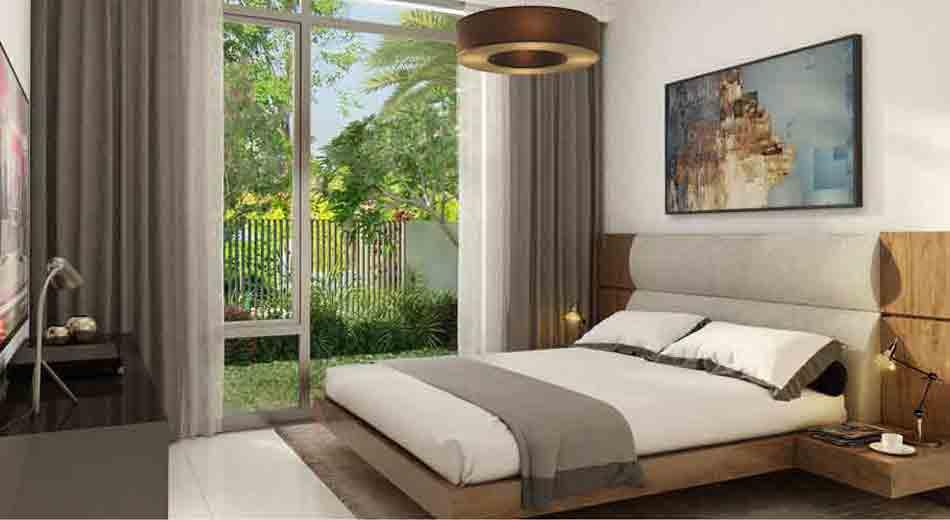 高级 卧室风格